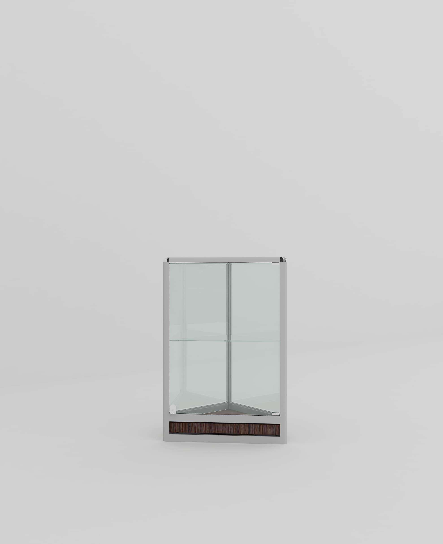 Низкие витрины